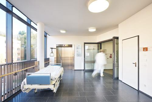 Szpitale i obiekty służby zdrowia