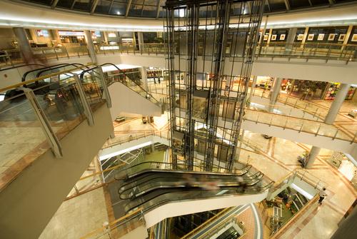 Galerie handlowe i sklepy